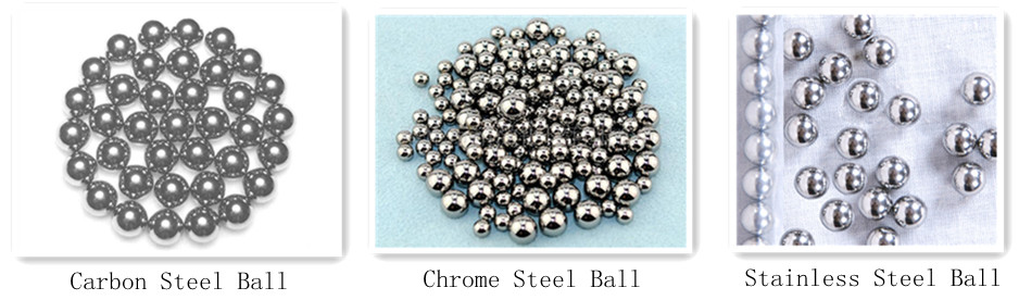Steel ball factory carbon stainless